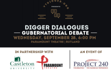 Save the date: VTDigger's Gubernatorial Debate is Sept 28th
