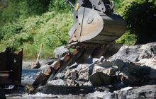 Randolph dam removed for benefit of fish