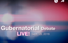 PEGTV to livestream Sept 28 candidate debate