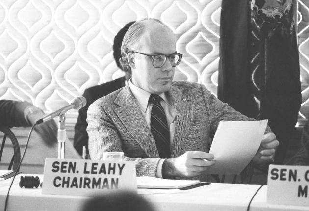 The Leahy legacy: Fidel, fundraising and influential friends