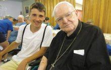 Former Catholic Bishop Kenneth Angell dies at age 86