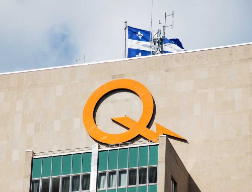 Hydro Quebec headquarters in Montreal. Photo by Adam Fagen.