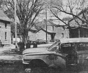 Green Mountain muckraking: from a May 1969 Bennington Banner expose on a local ghetto. Photo by Greg Guma