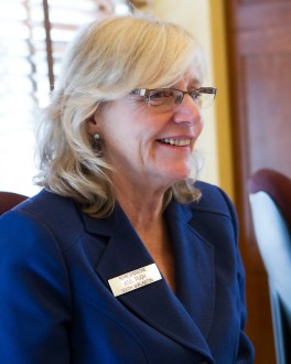 Rep. Ann Pugh, D-South Burlington, chair of the House Committee on Human Services. Photo by Roger Crowley/for VTDigger