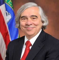 Secretary of the Department of Energy Ernest Moniz. Courtesy photo