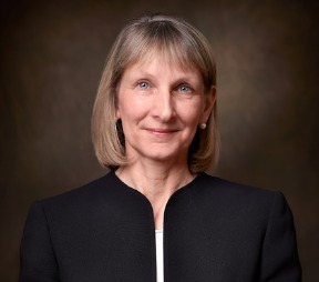Christine Plunkett, president of Burlington College. Burlington College photo