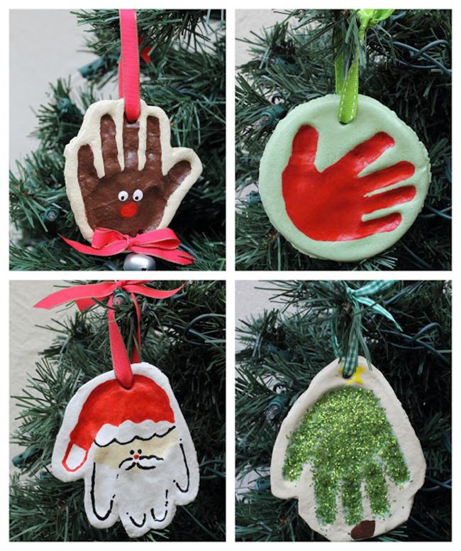 Новогодние подарки своими руками.