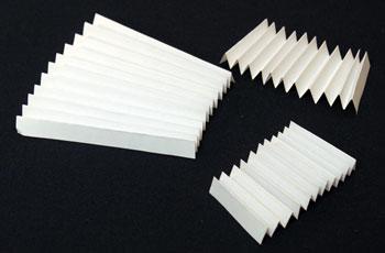 Ангел из бумаги. Как сделать ангела из бумаги?
