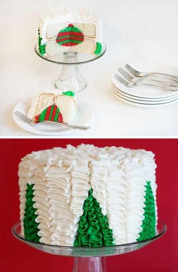 Как научится красиво украшать торт