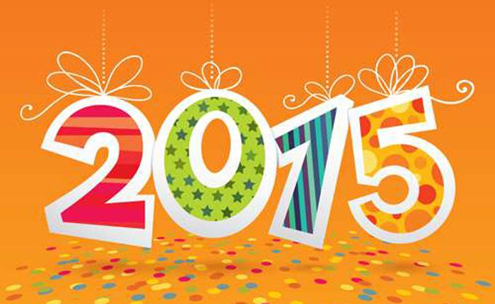 Видео поздравление с Новым 2015 годом