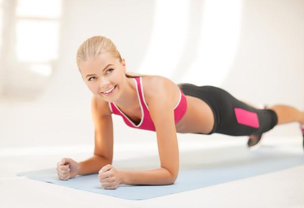упражнения жира на животе женщин