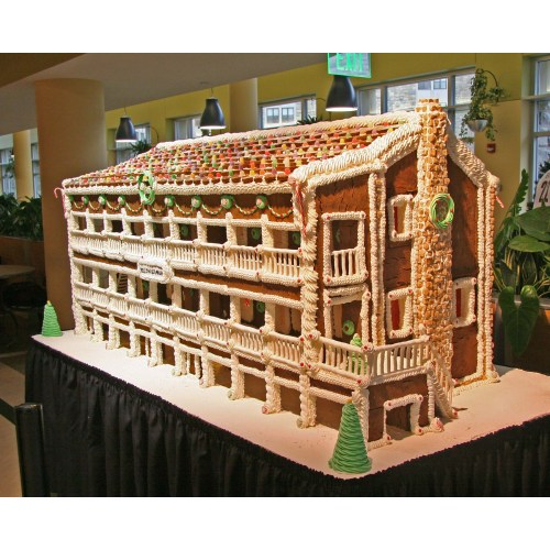 Medium Crop Of The Gingerbread House