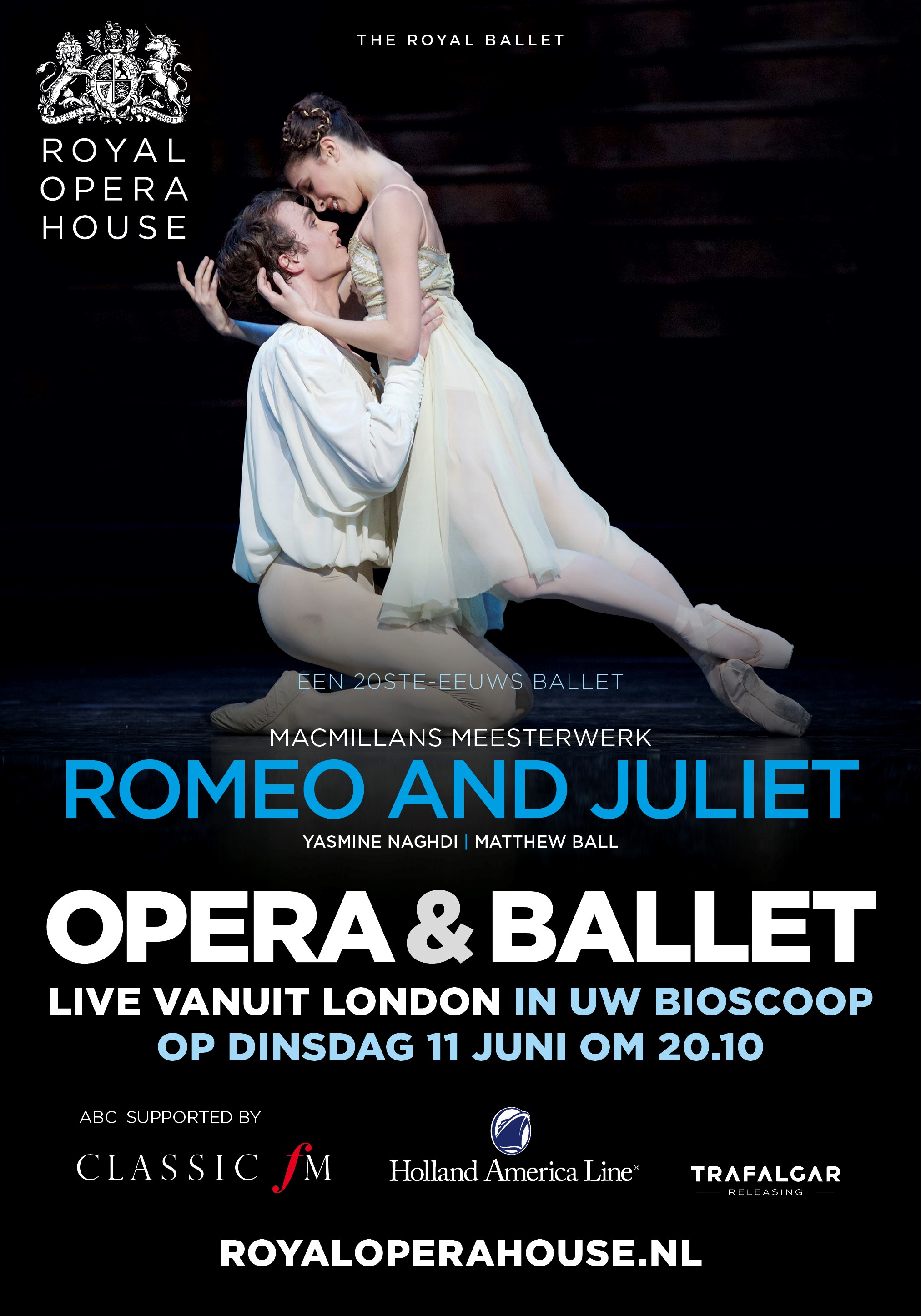 Marathon Eindhoven Romeo And Juliet (ballet) - Vue Cinemas