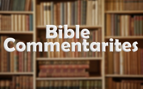 What Is A Bible Commentary? How Should Commentaries Be Used?