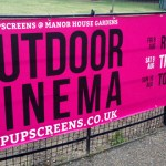 Pop Up Screens: The Royal Tenenbaums at Manor House Gardens Review