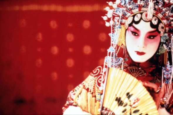 50 years of Chinese history – Farewell My Concubine (DVD ...