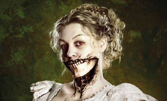 It Should Have Stayed in the Ground – Pride and Prejudice and Zombies (DVD Review)