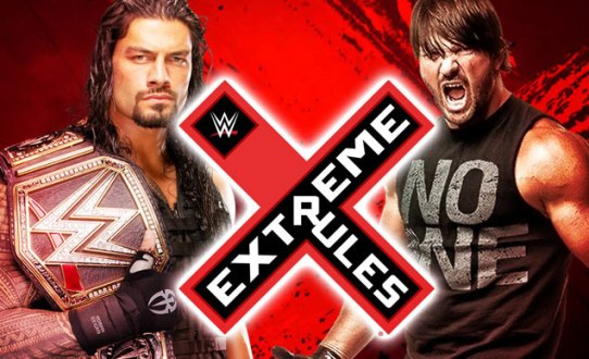 WWE Extreme Rules 2016 Blu-Ray Review