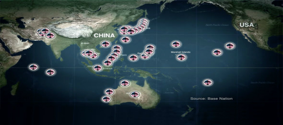 America's Bases in the Asia-Pacific Region