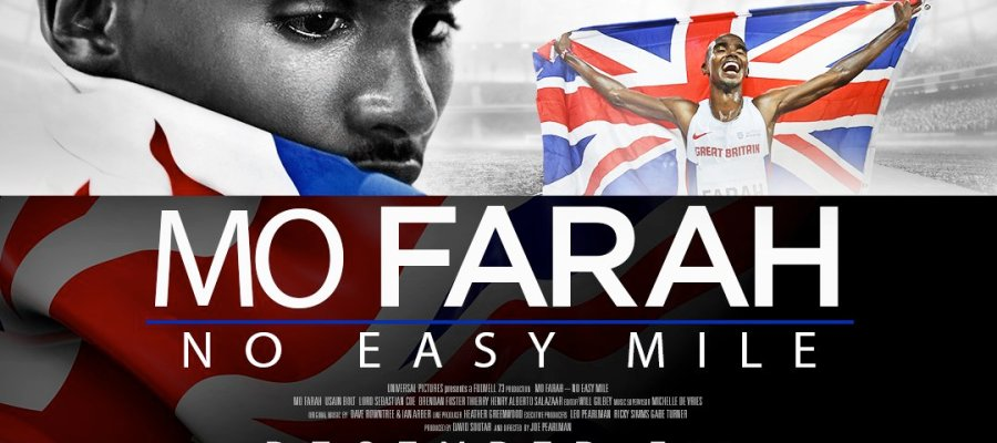 Mo Farah: No Easy Mile Film review