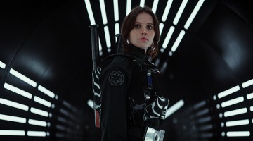 Rogue One: A Star Wars Story..(Felicity Jones)..Ph: Film Frame..©Lucasfilm LFL