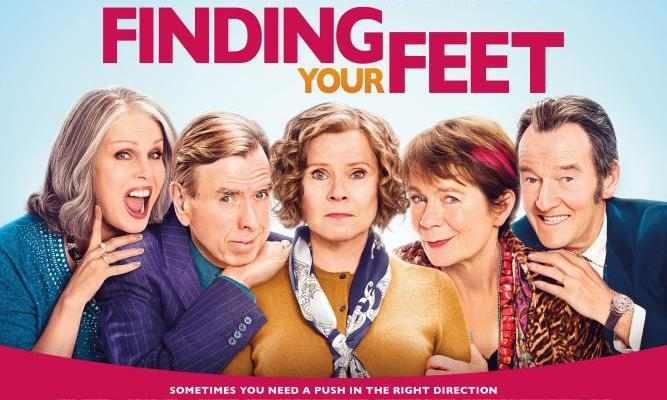 Dance Like Nobody's Watching – Finding Your Feet (Official Trailer) – VultureHound and SteelChair Magazine
