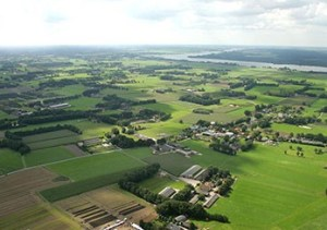 Luchtfoto Ermelo