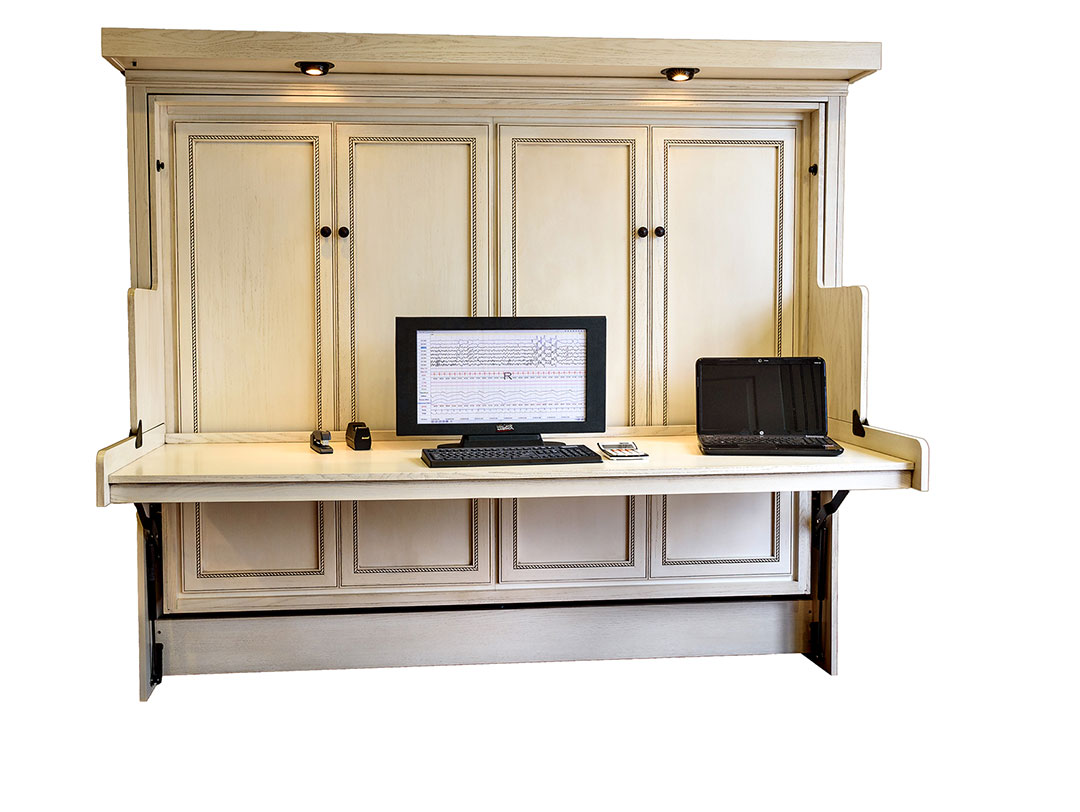Desk And Bed Combo Hide Away Desk Bed Wilding Wallbeds