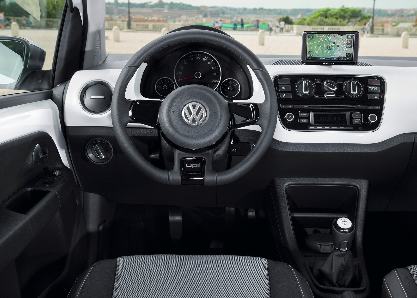 Interieur Vw Up Intérieur 11 16 Volkswagen Up 2012 Http Vw Up Free Fr
