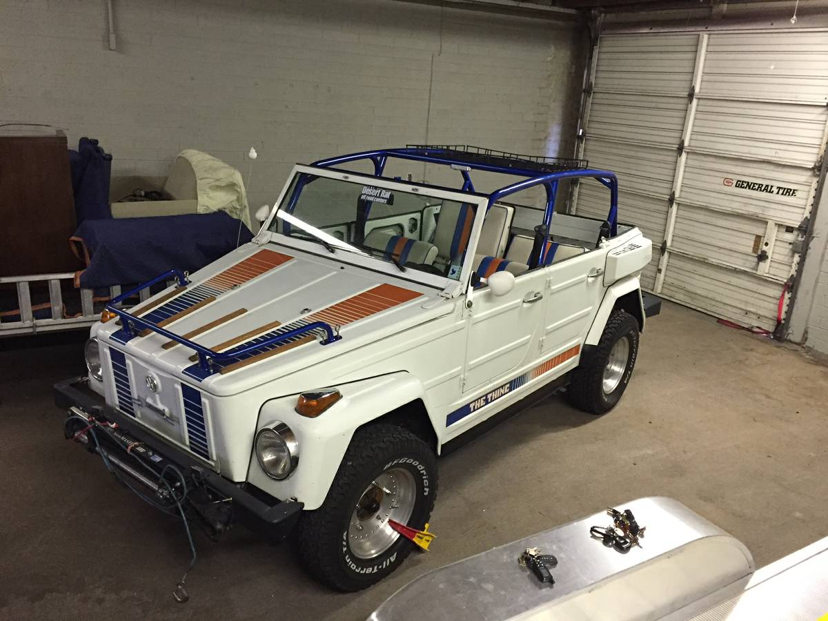 Garage Heater Craigslist 1974 Vw Thing V4 Manual For Sale In Tucson Arizona 24 500