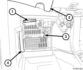 2008 dodge sprinter fuse box diagram