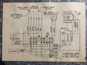 T-UG8 Wiring Diagram
