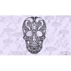 Small Crop Of Sugar Skull Wallpaper