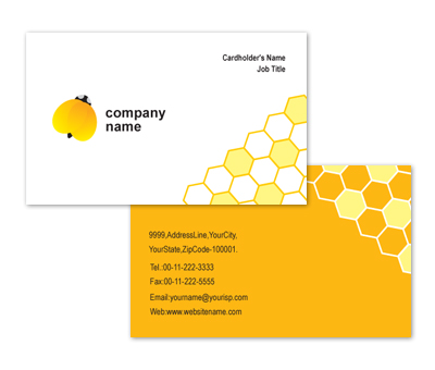 Business Card Design for Electrical Shop Offset or Digital printing