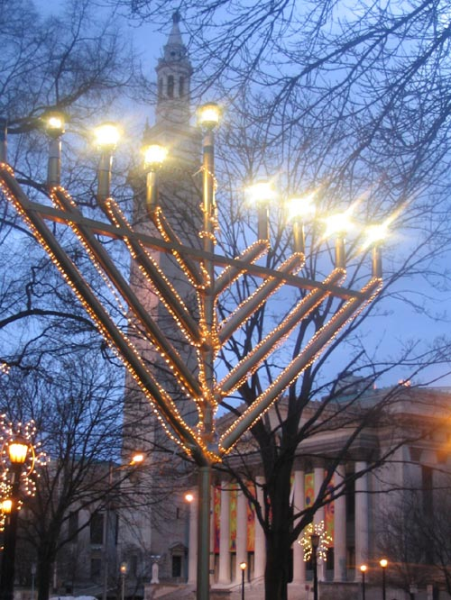 Ma Lighting Switzerland Springfield, Massachusetts - Public Menorahs Around The