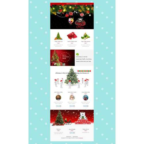 Medium Crop Of Christmas Newsletter Template