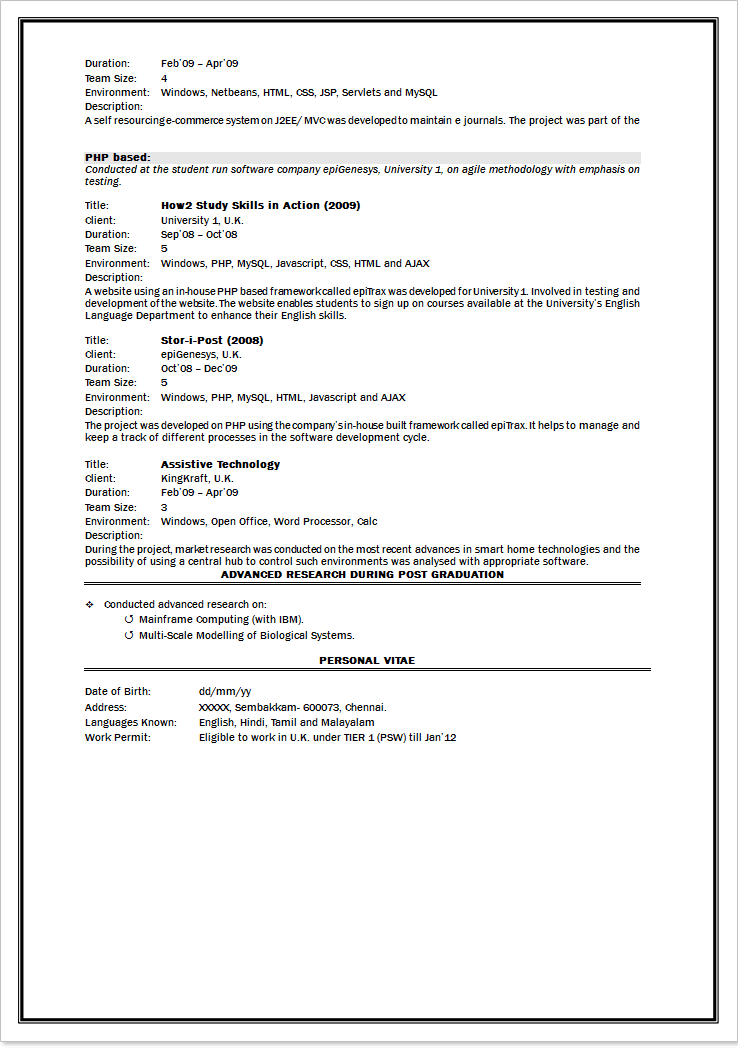 bsc nursing resume doc