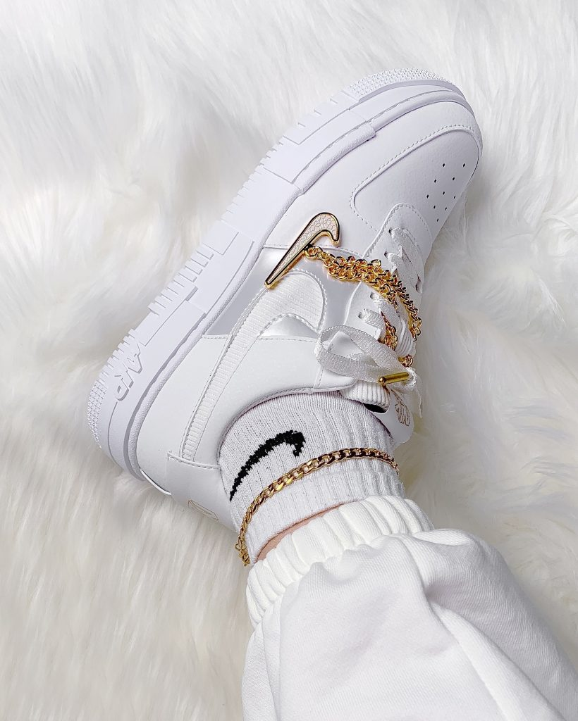Nike Air Force 1 Pixel Cuban Link Alle Infos Snkraddicted