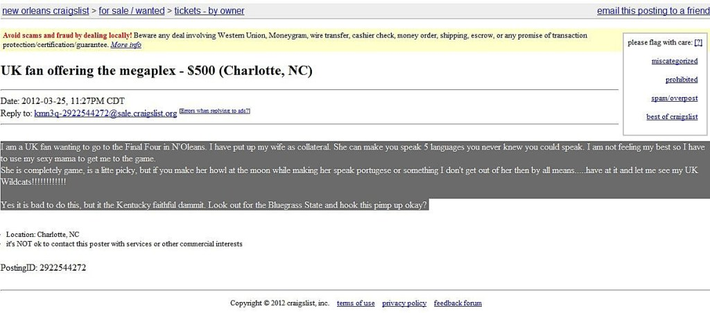 news classifieds craigslist personals