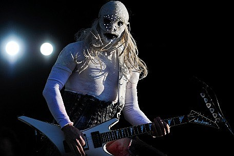 Late Fall Wallpaper Wes Borland On Opening For Himself With Black Light Burns
