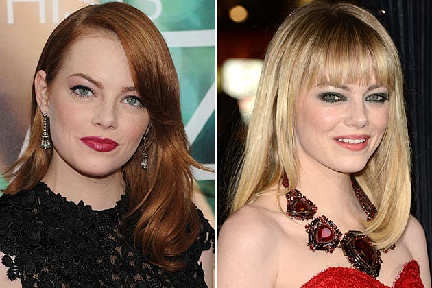 Celebrities + Their Natural Hair Colors