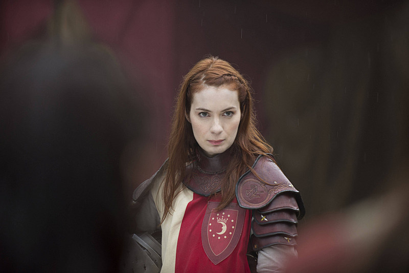 Fall Out Boy Wallpaper 2013 Supernatural Preview Felicia Day Returns For Quot Larp And