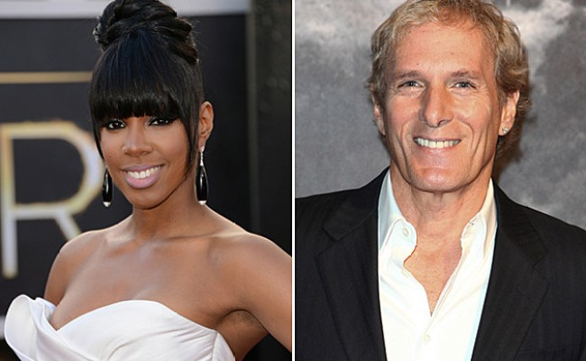 Kelly Rowland Teams Up With Michael Bolton On 'ain't No Mountain High Enough'