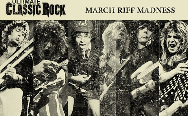 Introducing Our First Ever March Riff Madness Competition, Where Your