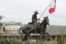 TX Rangers Museum