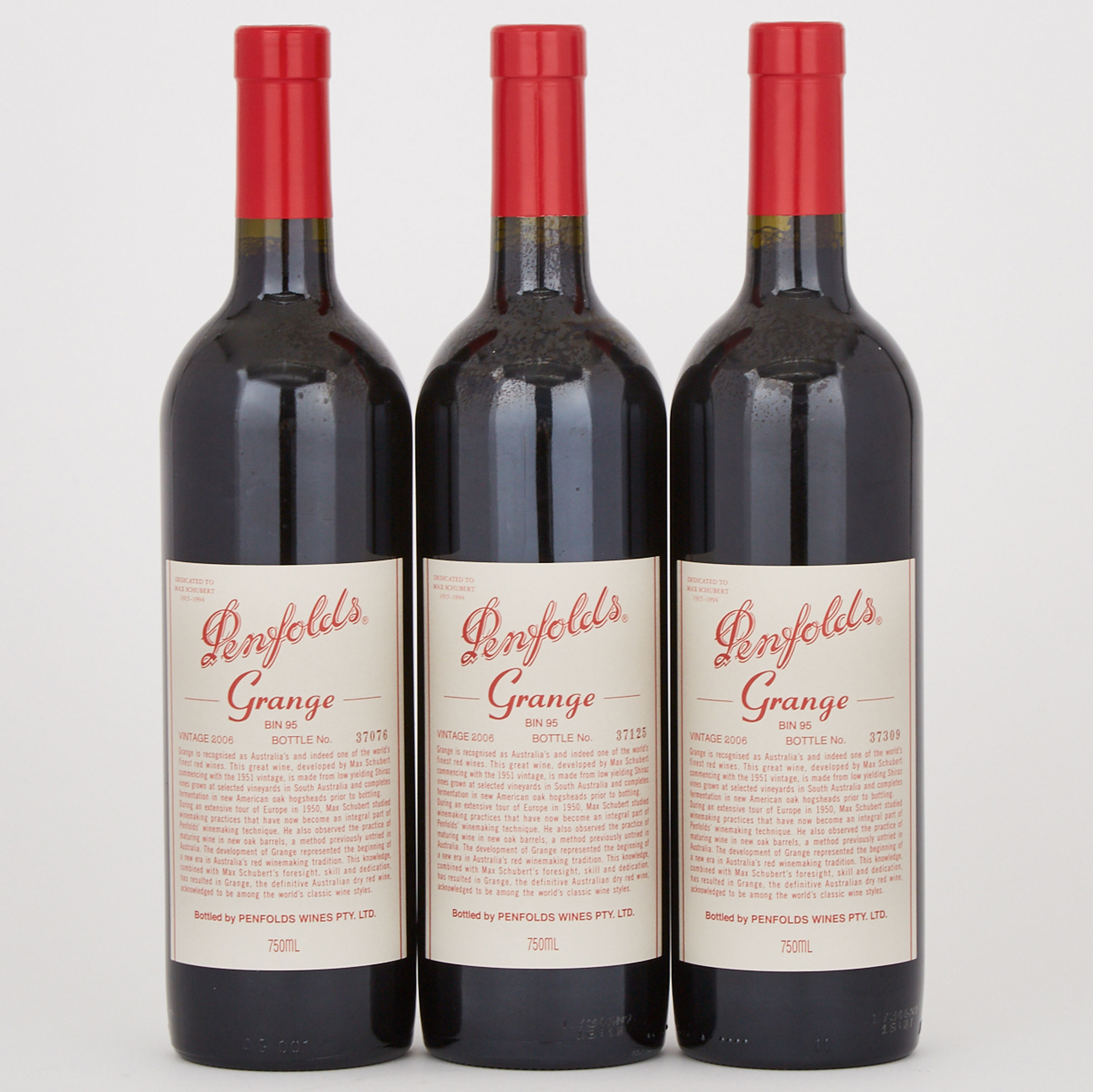 Wine Online Australia Fine Wine Online Auction May 15 2018 Lot 190 Waddingtons Ca