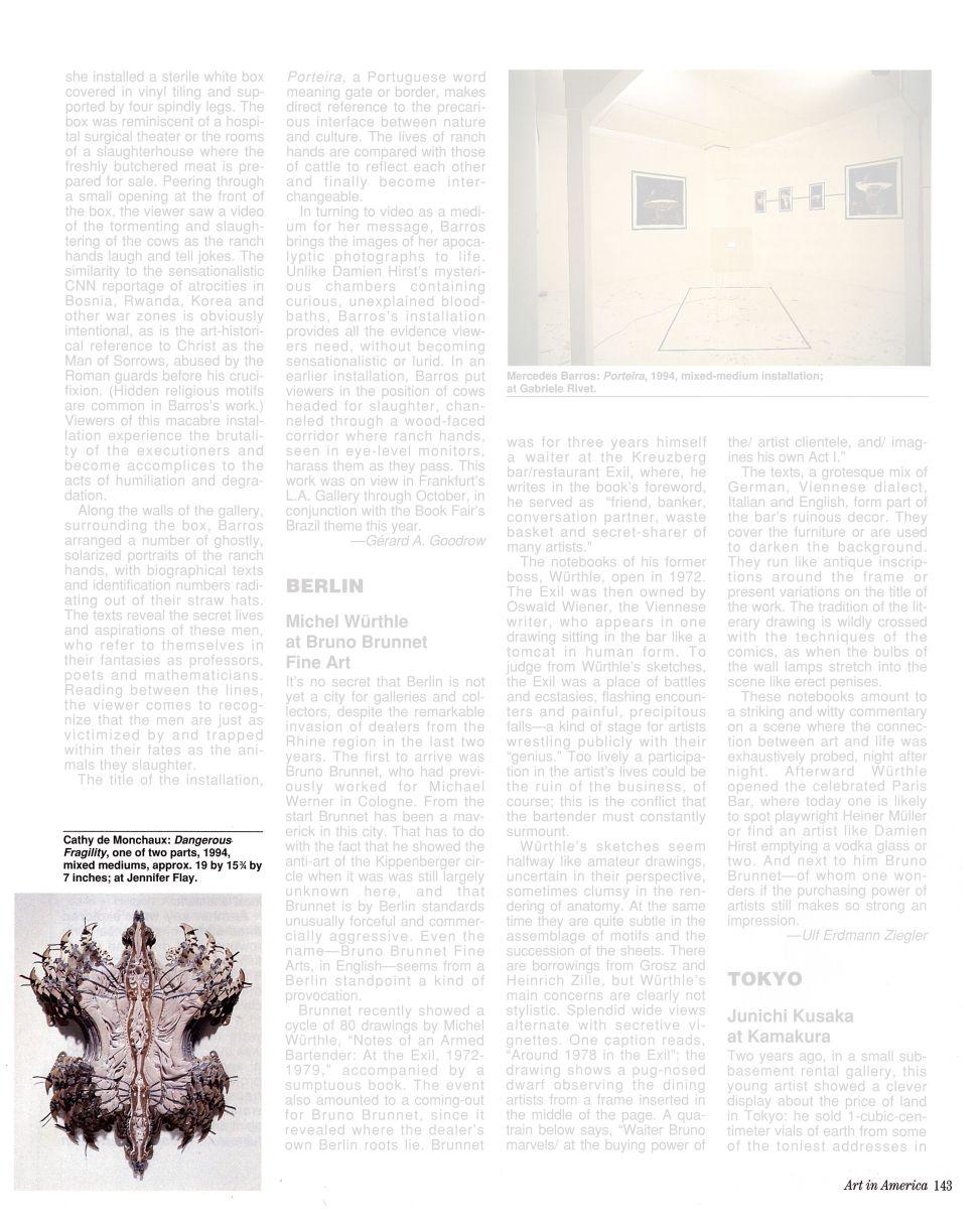 art_in_america_1994_demonchaux_page143