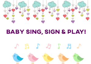 Sing, Sign, and Play @ Wadsworth Library | Geneseo | New York | United States