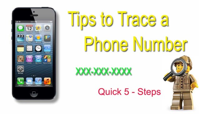 How to find the name of a cel phone number