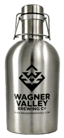 Stainless Steel Growler